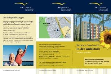 In der Waldstadt - Deutsche Seniorenstift Gesellschaft