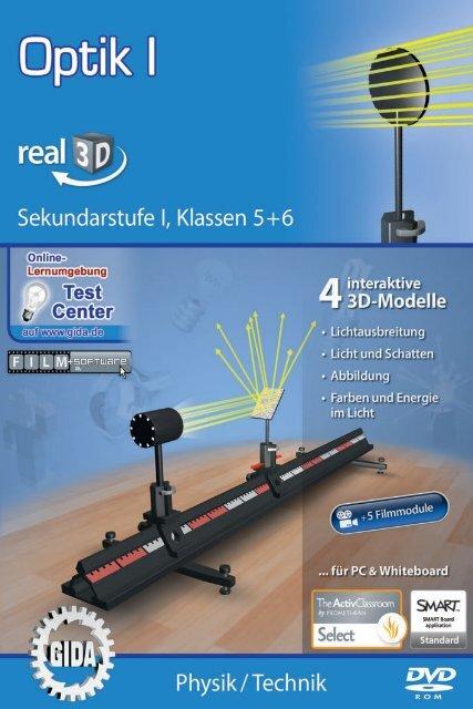 Optik I - real3D - GIDA