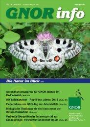 GNOR Info 16