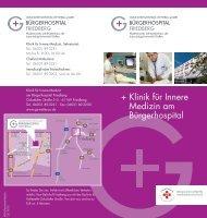 Klinik für Innere Medizin (Bürgerhospital Friedberg)