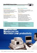 Agilent General Purpose RF Instruments - datatec Gmbh - Page 3