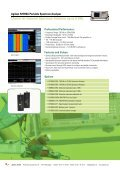 Agilent General Purpose RF Instruments - datatec Gmbh - Page 4