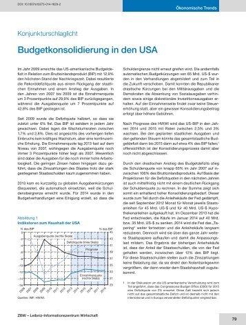 PDF Download (83 kB) - Wirtschaftsdienst