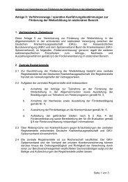 Anlage II - Kassenärztliche Bundesvereinigung