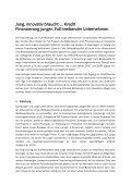 Jung, innovativ braucht ...Kredit, Juni 2013 - KfW - Page 3