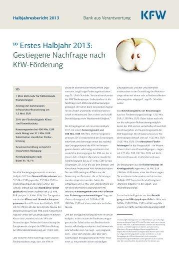 Deutsch - KfW