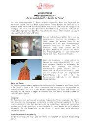 AUSSCHREIBUNG HANSEvideoartWORKS 2014 - Kunstverein ...