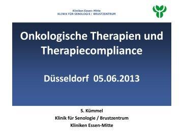 Anforderung an die Patientenführung onkologischer Patienten und ...