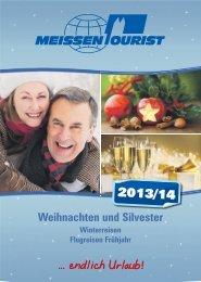 Katalog anschauen - Meissen-Tourist GmbH
