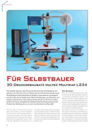 3D-Druck das Magazin - Multec