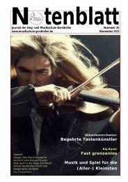 (Aller-) Kleinsten - Musikschule Gersthofen