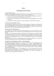 Muster Bescheinigung nach § 270b InsO