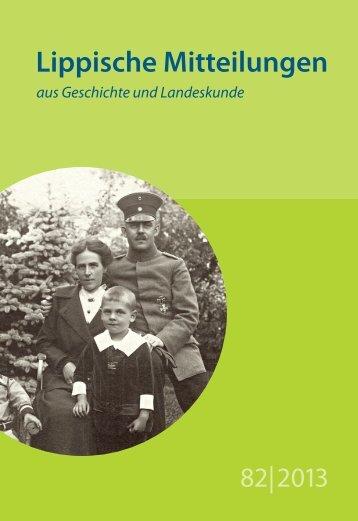 Region in der Geschichte - Naturwissenschaftlicher und Historischer ...