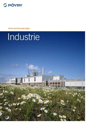 Industrie - Pöyry Deutschland GmbH