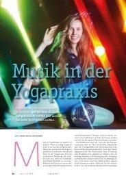 Yoga Aktuell - 80/2013 (PDF) - Power Yoga Germany
