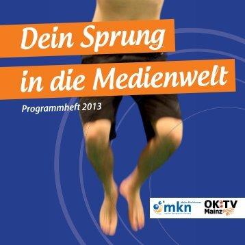 RZ_Programmheft 2013.indd - OK:TV Mainz