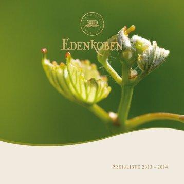 Preisliste 2013/2014 PDF Herunterladen - Ritter von Dalberg