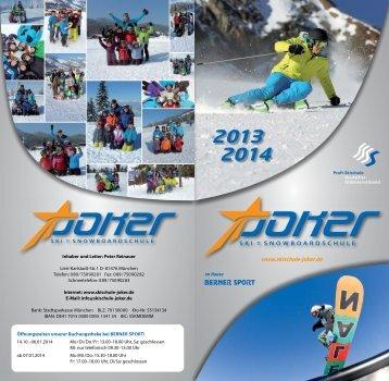 downloaden - Ski- & Snowboardschule Joker