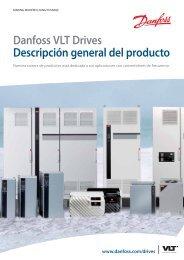 Danfoss VLT Drives Descripción general del producto