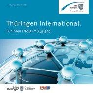 Thüringen International. - TIP Innovation