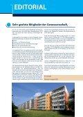 August - Wohnungsgenossenschaft Schiffahrt-Hafen - Seite 2