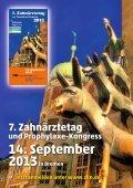 Bundestags- wahlkampf - Zahnärztekammer Niedersachsen - Seite 2