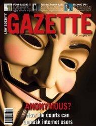 Gazette-AugustSeptember2013