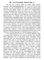 Dr, Carl Friedrich Jickeli jun. t*