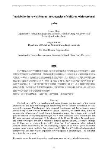 anthology/O - Association for Computational Linguistics