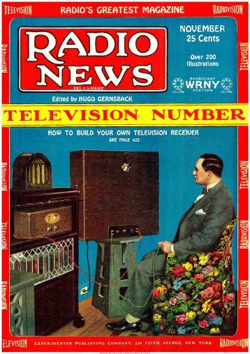 TELEVISION NUMBER - AmericanRadioHistory.Com
