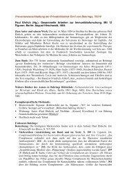 Provenienzerschließung - Publikationsserver UB Marburg