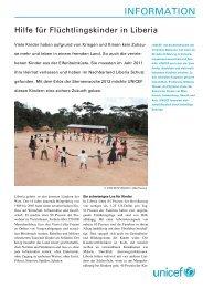 UNICEF_FS_Fluechtlingskinder in Liberia_2013