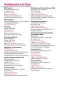 Freiwilligeneinsätze Praktika und Zivildienst im ... - WWF Schweiz - Page 3