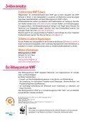 Freiwilligeneinsätze Praktika und Zivildienst im ... - WWF Schweiz - Page 6