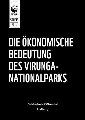 Die ökonomische Bedeutung des Virunga ... - WWF Schweiz