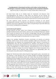 finanziert von: Freiwilligendienste in Deutschland und Polen ... - BBE