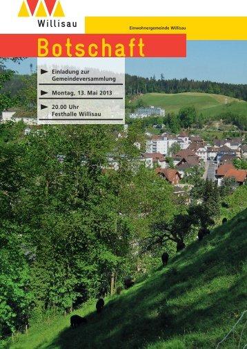 Botschaft - Ap-backoffice.ch