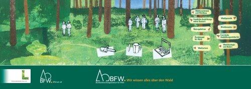 Wir wissen alles über den Wald - BFW