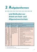 3 Wortschatzarbeit im Deutschunterricht - Bildungsserver Berlin ... - Page 7