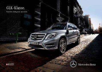 GLK - Klasse. - Motorline.cc