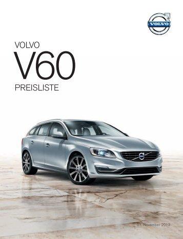 PREISLISTE VOLVO - Motorline.cc