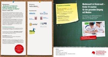 Programm 2013 - Frankfurter Buchmesse