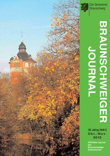 Ausgabe 5/13 (pdf) - Cyty-Braunschweig