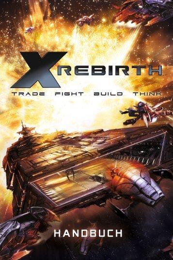 der erste offizielle roman zum neuen action-game x: rebirth - Steam