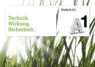 Grenzwerte - A1.net