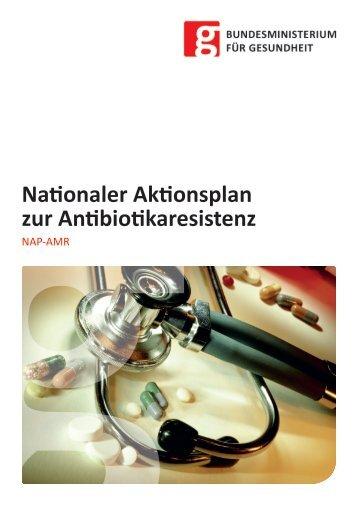 Nationaler Aktionsplan zur Antibiotikaresistenz - Vorarlberg Online