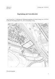05.04.2013 Begründung zur 12. Änderung des ... - Stadt Coburg