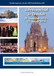 Jahreswechsel in Dresden - Columbus Reisen