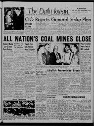 June 28 - The Daily Iowan Historic Newspapers - University of Iowa