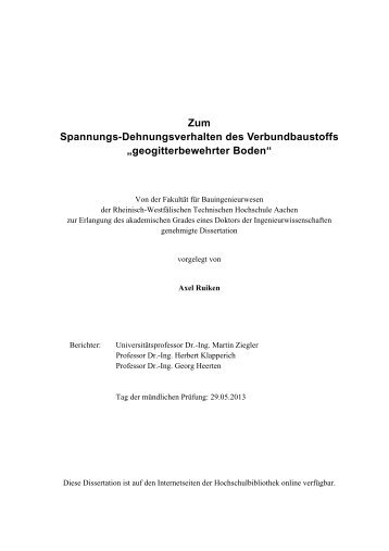 Dokument 1.pdf - RWTH Aachen University